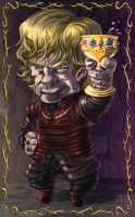 Tyrion Lannister by andretapol