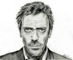 Dr. House by lucky-your-with-amy