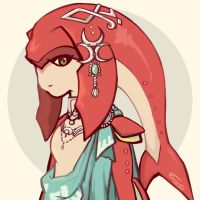 Mipha by Chromel