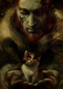 I've brought your fucking cat back by akreon