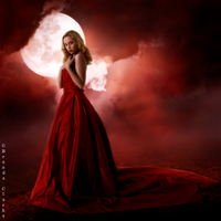 Scarlett Night by Inadesign