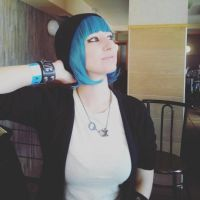 Chloe Price Pose by LuffySwan