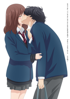 Ao Haru Ride 49 (FINAL): will love you forever by NarutoRenegado01