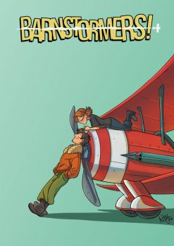 Barnstormers! Graphic Novel by Renny08