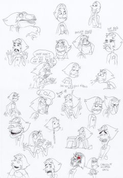 Pearl memes by Shanglong87