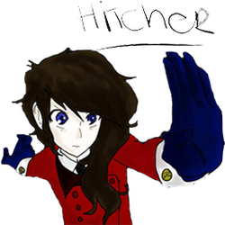 Custom Source Sprays: Hitcher by ninonybox