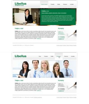 Simple lawyer company design by luqa