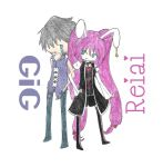 RQ: Pink and Purple Duo by Falling-Wish