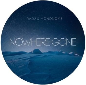 nowhere gone cd cover by sounddecor