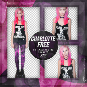 Png Pack 1262 - Charlotte Free. by xbestphotopackseverr