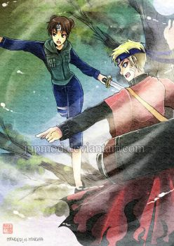 NaruTen: Together to War (Full-Ver) by JuPMod