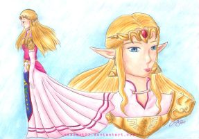 The Princess of Destiny by Xiaomei23