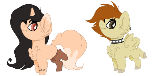 l + Adoptables + l #9 (CLOSED) by Mintoria