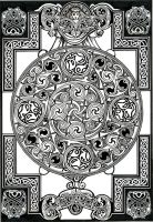 Celtic Tapestry by morgansartworld