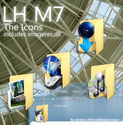 LH M7 : The Icons by LiShaolan