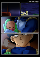 DBS Short Comic - Take Care - Page 1 by lovelykotori