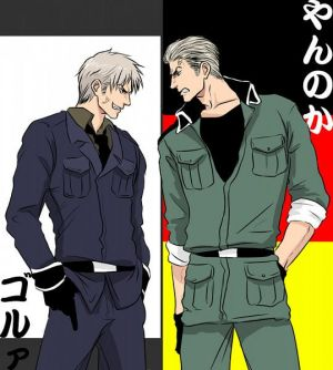 Learn These Germany X Prussia {Swypeout}