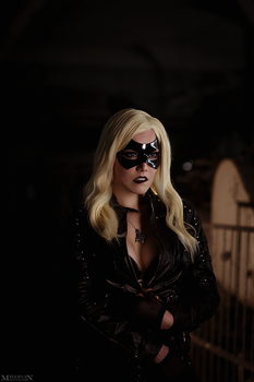 Arrow - Black Canary by MilliganVick