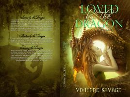 Book Cover - Loved by the Dragon Collection by MirellaSantana