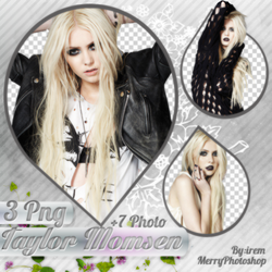 PNG Pack (16) Taylor Momsen by IremAkbas