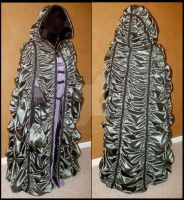 Lily Munster cloak by YWIMC