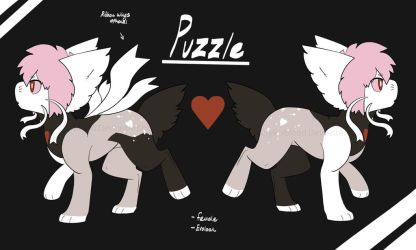 Puzzle New Ref by Acrylic-blood