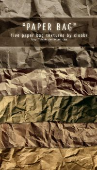 Paper Bag Texture Pack by cloaks