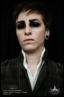 Outsider / cosplay by asinx