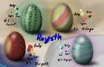 Rayeth Eggs [OPEN] by EdgarKingmaker