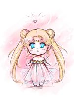 Sailor Moon: Chibi Serenity by Lio-Sun