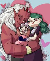 family time by SmallFrost