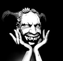aphex twin wip by pixelchaot