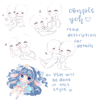 (CLOSED, TY!) couple YCH PAYPAL/POINTS by shibudesu