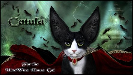 Catula For The HiveWire House Cat by NapalmArsenal