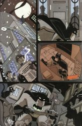 Batman: Gotham Adventures #50 - 15 by TimLevins