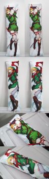 link Body pillow by muse-kr