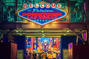 Welcome To Fabulos Vegas by oO-Rein-Oo