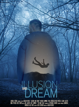 Illusion and Dream Poster by WastingNight