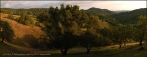 View from my back deck pano by kayaksailor