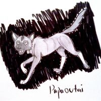 Papaoutai~ by yugiohfreakXD
