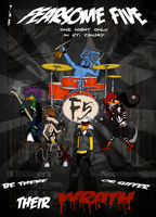 Obey the Metal by LadyAriaa