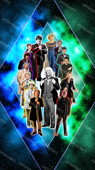 All 14 Doctors Cover for Android by vvjosephvv
