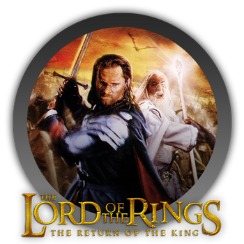 LOTR The Return of the King - Icon by Blagoicons