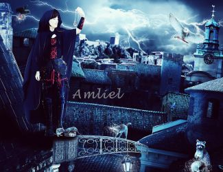Thief Of Moments by Amliel