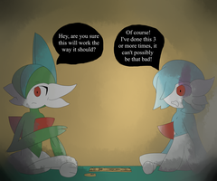 ''it can't be that bad'' by ask-darren-gallade