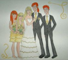 DH: The Wedding by JuneEyes