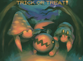 Trick or Treat by hisako