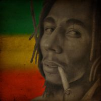 bob marley joint by ikul
