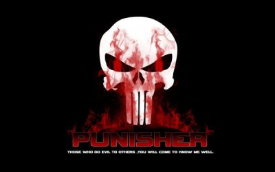 The Punisher Wallpaper by Adder24