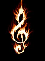 Music is passion by Nightsangel666